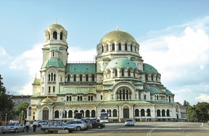 亚历山大‧涅夫斯基大教堂。