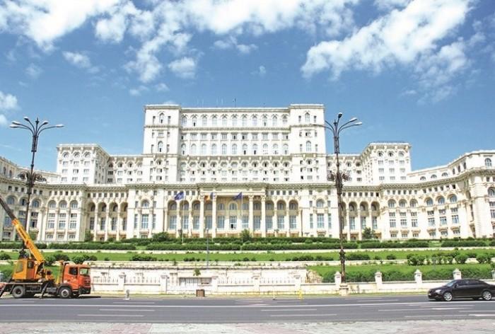 国会大厦。