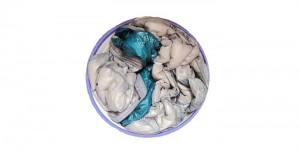 羽绒得选对的洗涤剂来浸泡。